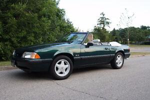 1991 Mustang LX 5.0L Convertible