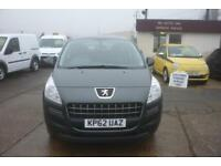 2012 PEUGEOT 3008 1.6 HDi 112 Access 5dr