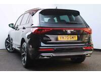 2020 SEAT Tarraco 2.0 TSI (190ps) FR Sport 4Drive DSG SUV Auto SUV Petrol Automa