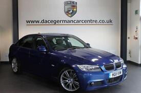 2011 11 BMW 3 SERIES 2.0 318D SPORT PLUS EDITION 4DR 141 BHP DIESEL