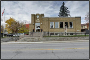 Commercial Office Building For Sale 22 NORTH ST. STIRLING,ON