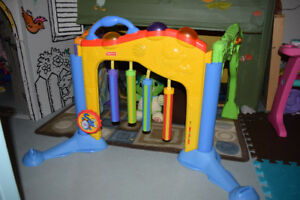 Portique fisher price