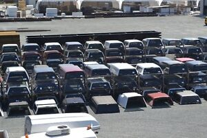 Used Truck Canopies - 450 in stock !! Prince George British Columbia image 5