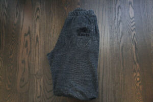 Roots Black Pepper Sweatpants