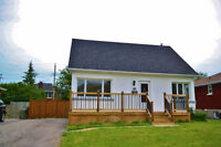 Spacious and Central, 3 bed 2 bath SINGLE home with large yard.