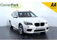 2012 BMW X1 XDRIVE18D M SPORT ESTATE DIESEL