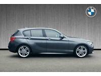 2017 BMW 1 Series 116d M Sport 5-Door Hatchback Diesel Manual