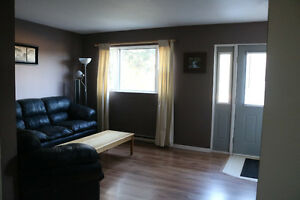 FOR RENT: 2 BEDROOM APARTMENT - SACKVILLE, NB