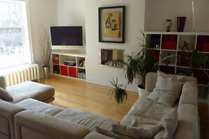 FURNISHED Fabulous Golden Triangle 3 Bdrm Heritage Apartment