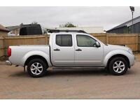 2013 NISSAN NAVARA DCI 190 TEKNA CONNECT 4X4 DOUBLE CAB PICK UP DIESEL