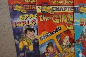 "9 SOFT COVER ""MAGIC SSHOOL BUS"" SCIENCE CHAPTER BOOKS~$2.75 EACH Edmonton Edmonton Area image 4"