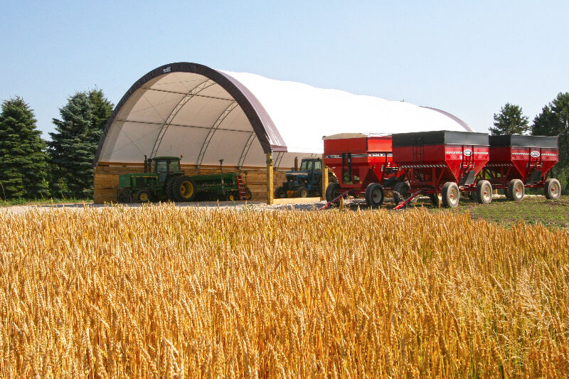 Portable Fabric Buildings - Fall Sale! | Other | Winnipeg ...