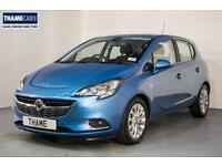 2016 Vauxhall Corsa 1.4 SE 5dr (New Shape) With Front and Rear Parking Sensors,