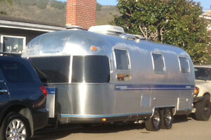 1990's or early 2000's Airstream 25 ft.