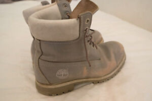 Chaussure TIMBERLAND - cuir gris - Taille 8-9 (39-40)