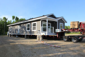 Indoor Factory  Built Modular Homes, Park Models, Specialized S