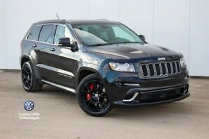 2013 Jeep Grand Cherokee SRT8 4D Utility 4WD