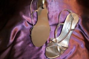 Jessica-Silver Shoes Stratford Kitchener Area image 3
