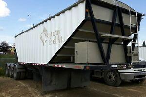 2011 Doepker Super B Grain Trailers for sale