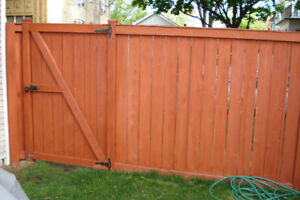 Commercial and Residential Fence & Deck Colouring/Waterproofing