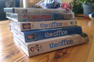 Perfect condition! The Office -- Seasons 1,2,3,4 and 5