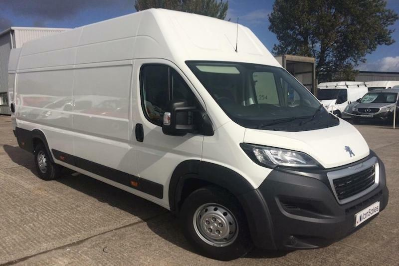 New Peugeot Boxer 435 L4 H3 2.0 HDI 130ps Panel Van *Finance Available*