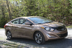 2015 Hyundai Elantra Limited Navigation Sedan