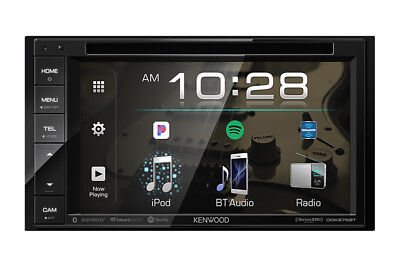 """NEW KENWOOD DDX26BT 6.2"""" DOUBLE DIN TOUCHSCREEN CAR STEREO DVD BLUETOOTH STEREO"""