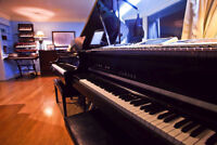 Piano lessons in the Riverside area