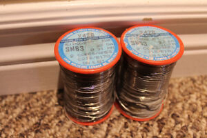2 rolls of Multicore Solder