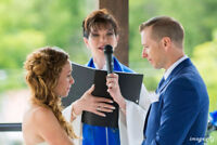 Célébrante de mariage (Mariage À Bras Ouverts)