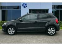 2017 Volkswagen Polo 1.0 Match 60PS 3Dr Hatchback &&REAR VIEW CAMERA & 2 YEAR WA