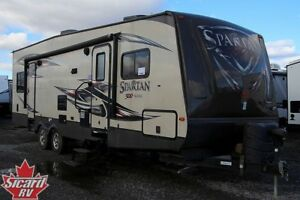 2015 FOREST RIVER SPARTAN 300 SERIES 3010