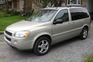 2009 Chevrolet Uplander Fourgonnette, fourgon