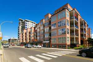 1,227 SQUARE FEET - DOWNTOWN KELOWNA - 2 BEDROOMS - 2 BATHROOMS