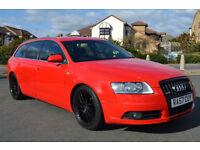 Audi A6 Avant 2.0TDI 2008 S Line, 152K MILES, FULL S/HISTORY, NEW MOT,