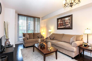 BEAUTIFUL ONE BEDROOM CONDO AT BAY VIEW AND SHEPPARD INTERSECT.