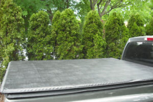 CHEVY TRUCK BED COVER