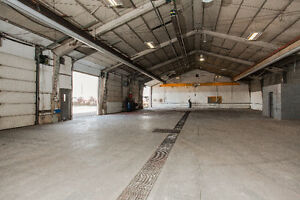 12,500sf whse w/crane + 1 acre asphalt yard on GATEWAY Blvd
