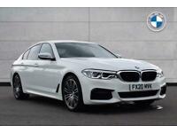 2020 BMW 5 SERIES DIESEL SALOON 530d xDrive M Sport 4dr Auto Saloon Diesel Autom