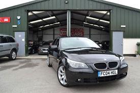 2004 BMW 525 2.5 E60 PETROL AUTOMATIC i SE