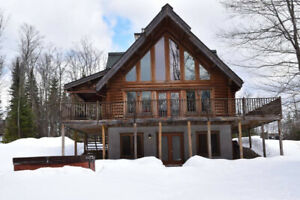Chalet for rent Lake Blueberry