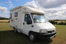 Sea Dart 3 Berth Low Line Motorhome MANUAL 2006/56