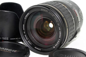 Canon EF 28-135mm f/3.5-5.6 IS USM zoom Lens w/ Hood【Exc+++】