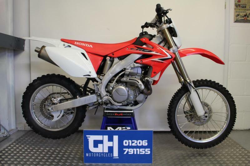 2009 HONDA CRF450X | STANDARD | NOT ROAD REGISTERED | CRF 450X 450 CR- F ENDURO