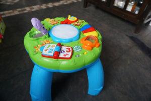 Table d'éveil Leap Frog