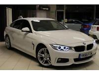 2015 65 BMW 4 SERIES 2.0 420D M SPORT GRAN COUPE 4D AUTO 188 BHP DIESEL