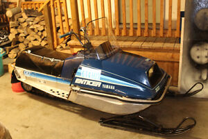 1980 YAMAHA ENTICER 300 SPECIAL TWIN IN GREAT SHAPE