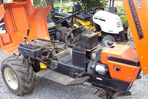 ARIENS TRACTOR 5-16  3 point hitch