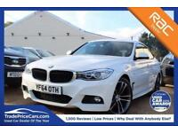 2014 BMW 3 SERIES 2.0 320D M SPORT GRAN TURISMO 5D 181 BHP DIESEL - RAC DEALER